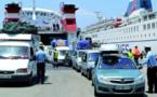 انخفاض عدد السيارات السياحية المعشرة عبر مراكز الجمارك بجهة الشرق
