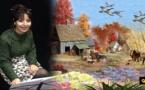 """منتجة الأفلام الكارتونية الناطقة بالريفية الإعلامية """"حياة أبركان"""" تصدر حلقة جديدة من أعمالها"""