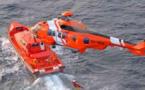 فقدان 22 مرشحا للهجرة كانوا ضمن 49 آخرين أبحروا من تمسمان على متن قارب مطاطي