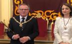 دي كاسترو يعين رسميا حاكما لمدينة مليلية المحتلة أمام غياب خصومه السياسيين من الحزب الشعبي وبوكس