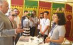 تلاميذ ثانوية إبن الهيثم بالعروي يفوزون بجائزة أفضل مقاولة شابة بجهة الشرق