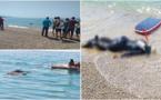 مرة أخرى.. شاطئ غانسو بالدريوش يلفظ جثة شخص مجهول