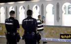 شاهدوا بالفيديو.. مهاجمة مسجد بالرصاص الحي والشرطة الإسبانية تتدخل