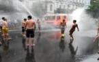 موجة حرارة غير مسبوقة تضرب الدول الأوروبية ورفع حالة اليقظة بفرنسا وبلجيكا الى المستوى البرتقالي