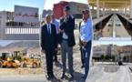 عامل إقليم الدريوش يتفقد عددا من الأوراش والمشاريع بالمدينة ويحث على احترام الدقة والجدولة الزمنية
