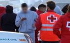 الشرطة الإسبانية تنقذ 7 مهاجرين مغاربة من وسط البحر وتسلمهم للسلطات المغربية
