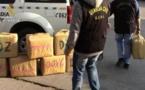 اعتقال عائلة مغربية تقود شبكة لتهريب الحشيش بإسبانيا