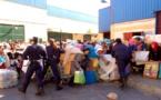 تقرير: 3500 مغربية و200 قاصر يمتهنون التهريب المعيشي في ظروف لا إنسانية بمعبر سبتة