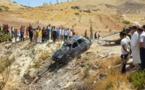 نجاة أستاذة وأفراد أسرتها من موت محقق بعد انقلاب سيارتهم قرب بن الطيب