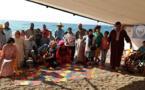 جمعية المشعل تختتم برنامجها بفسحة استجمام بشاطئ غانسو لفائدة ذوي الاحتياجات الخاصة