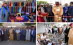 احتفالاً بالذكرى الـ 20 لعيد العرش المجيد.. إفتتاح المعرض الجهوي للمنتوجات التقليدية في نسخته الـ2 بميضار