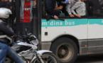 فتح تحقيق مع مراهقين قاموا بسياقة حافلة ممتلئة بالركاب ما أدى إلى تعرضها لحادثة سير