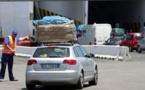غرامة قد تصل الى مليون سنتيم في حالة تجاوز مدة صلاحية القبول المؤقت للسيارات المرقمة بالخارج