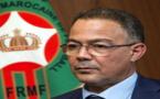 الجامعة الملكية المغربية لكرة القدم تعلن رسميا عن المدير التقني الوطني ومدرب المنتخب المحلي