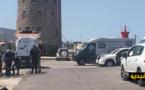 بالفيديو.. الحرس المدني ينتشل جثة مرشح للهجرة من أصل مغاربي من عرض البحر