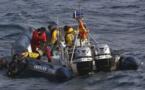 إنقاذ 8 مهاجرين مغاربة قاصرين قبالة سواحل الجزيرة الحضراء