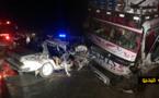 مصرع شخصين واصابة 4 اخرين في حادثة مميتة بالدريوش