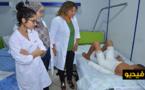 """إدارة المستشفى الحسني تدخل على خط قضية الطفل المحترق """"ياسين حطاب"""" لإنقاذ حياته"""