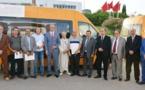 توزيع حافلات النقل المدرسي على خمس جماعات قروية بإقليم الحسيمة