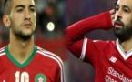 """الدوليان محمد صلاح وحكيم زياش الأفضل عربيا في تصنيف لعبة """"فيفا 20"""" الشهيرة"""
