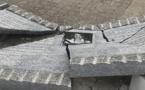 """هدم  النصب التذكاري للمغربية ضحية هجمات بروكسل """"لبنى الفقيري"""" في مولينبيك بواسطة شاحنة"""
