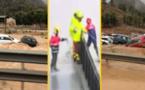ارتفاع حصيلة قتلى الفيضانات الطوفانية في إسبانيا إلى 5 أشخاص