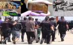 """اعتقال 78 فردا ضمن شبكة """"ميسي"""" المتخصصة في تهريب """"الحشيش المغربي"""" بإسبانيا"""