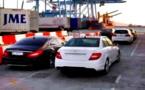الحرس الإسباني يُحبط محاولة تهريب 10 سيارات ودراجتين ناريتين مسروقة إلى طنجة  ويعتقل 8 أشخاص