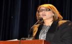 البرلمانية ليلى أحكيم تسائل وزير الشباب والرياضة حول منع مزاولة الرياضة بالقاعة المغطاة بسلوان