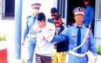 درك العروي يعتقل شخصين قاما بسرقة كاميرات مراقبة خاصة باعدادية تيزطوطين