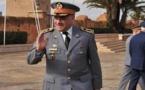 إسبانيا توشح الجنرال دو كور دارمي محمد حارامو قائد الدرك الملكي