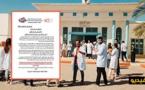 الدريوش.. الشغيلة الصحية تنظم وقفة احتجاجية ضد تدهور الأوضاع المهنية وغياب أبسط شروط العمل