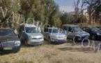 صيد ثمين... الدرك الملكي بميضار يقتحم مرآبا يضم 13 نوعا من سيارات الريفولي