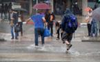 مديرية الأرصاد الجوية تعلن عن زخات مطرية رعدية قوية بعدد من أقاليم المملكة