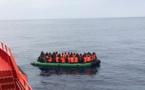 مصالح الإنقاذ البحري الإسباني تنقذ 76 مهاجرا إنطلقوا من شمال المغرب