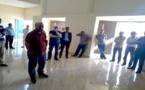 اعتداء على موظفة داخل جماعة ميضار يتسبب في إضراب للموظفين عن العمل