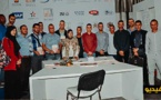 حفل توقيع كتب قيمة خلال الدورة الثالثة من معرض الكتاب اداب مغاربية بوجدة