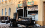 إلقاء مواد حارقة على مسجد في مدينة دورتموند الألمانية