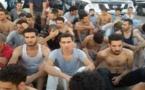 السفارة المغربية ترحل الفوج الأول من المهاجرين المغاربة المحتجزين في طرابلس