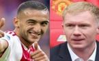 ضمنهم الريفي زياش.. سكولز يقترح 5 لاعبين لإنقاذ موسم مانشستر يونايتد