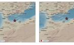 تسجيل هزتين أرضيتين متتاليتين قرب سواحل الريف
