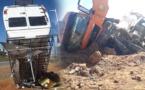 """إنقلاب شاحنة بـ""""العروي"""" وسيارة بـ""""سلوان"""" يسفر عن إصابة سائقيها بجروح خطيرة"""