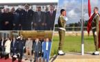 عامل إقليم الدريوش يترأس مراسيم تحية العلم الوطني والإنصات للخطاب الملكي بمناسبة ذكرى المسيرة الخضراء