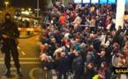 بالفيديو.. طيار يحدث حالة طوارئ في مطار سخيبول بعد إنذاره  بحصول عملية خطف للطائرة
