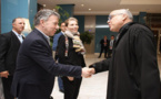 رئيس كولمبيا السابق يحل بالناظور لحضور افتتاح مهرجان السينما وتسلم جائزة ذاكرة من اجل الديمقراطية والسلم