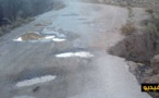 إهمال الطريق الرابط بين جماعة تمسمان و إجارماوس يعمق جراح ساكنة ايت توزين