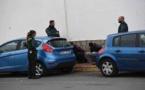"""بالصور.. توقيف 37 """"حراكا"""" مغربيا من طرف الشرطة الاسبانية تمهيدا لترحيلهم"""