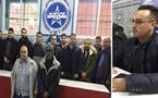 """جمعية """"سبور ناظور للاعلام والرياضة والتنمية"""" تجدد الثقة في رئيسها الزميل محمد زريوح"""