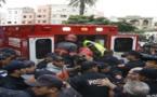 انقلاب حافلة سياحية تقل 21 شخصا من بينهم أجانب بجرسيف