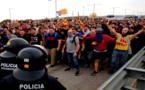 السلطات الإسبانية ترحل شابا مغربيا شارك في احتجاجات منددة بالأحكام الصادرة في حق سياسيي كاتالونيا